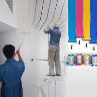 Al ibdaa movers company Painters specialize in creating beautiful apartments for the residents of Dubai. Whether you are looking for Apartment Painting or Painters.