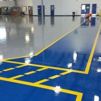 Epoxy is a two component product consisting of one part epoxy resin and one part polyamine hardener. You are required to mix the two parts together prior.